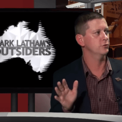 Appearance on Mark Latham's Outsiders