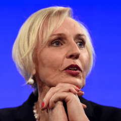 Cate McGregor threatens me with bankruptcy