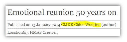 13 January 2014 Chloe Griggs