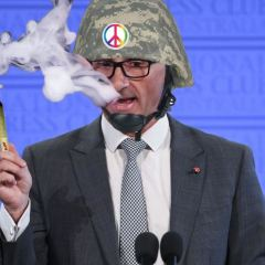 Di Natale's been smoking again…