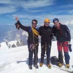 Ski alpinisme randonnée