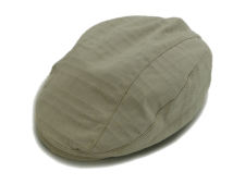 Stetson Ivy Cotton Twill Beige Golf Newsboy Flat Cap