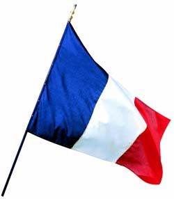 The Tricolour Flag