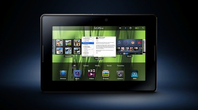 BlackBerry PlayBook (2011)