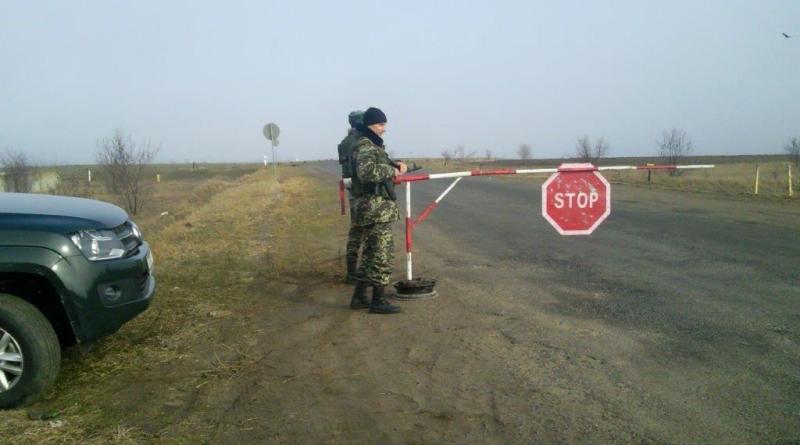 пограничники-КПП