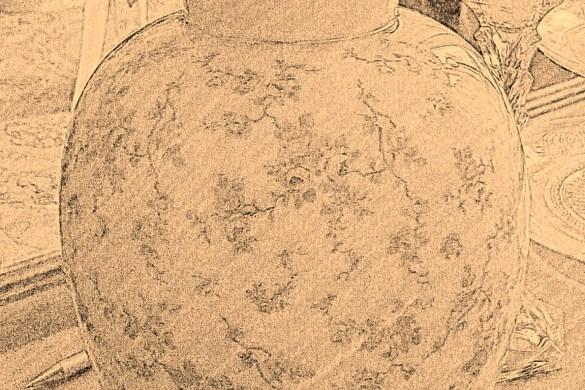 Omas Vase