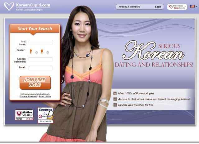 korean online dating site free