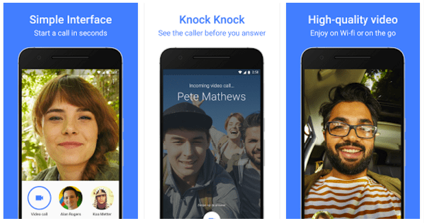 Google Duo Free Video Calling App