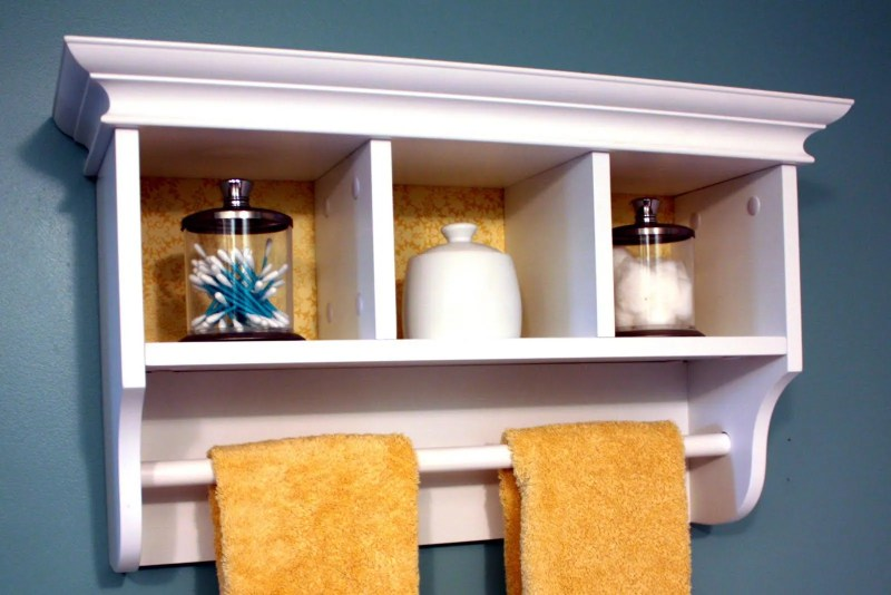 Large Of Small Wall Shelf For Bathroom