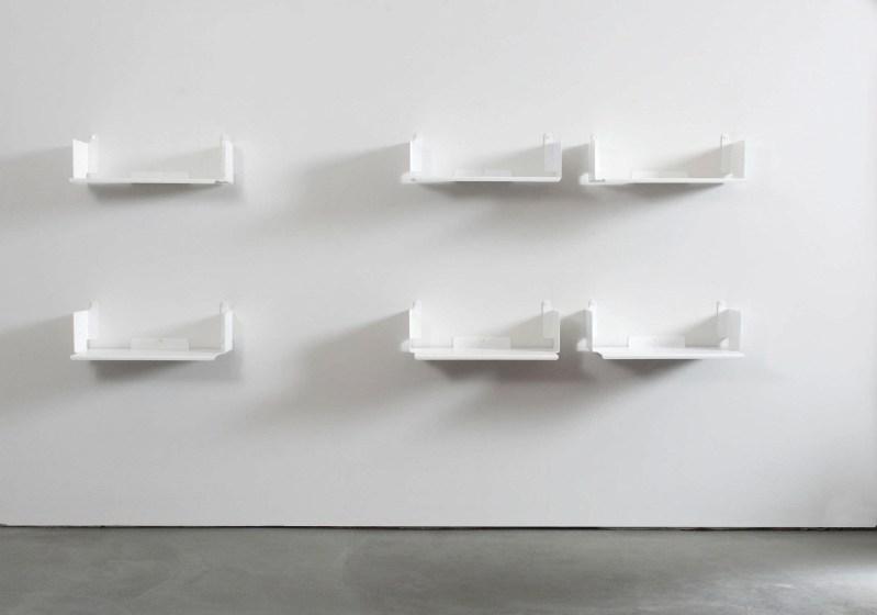 Large Of White Wall Shelves For Bathroom