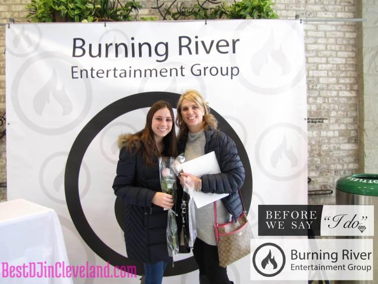 Burning River Entertainment Bridal Show Before We Say I Do