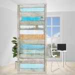 Raumtrenner Vorhang Shelves of the Sea 250cm x 120cm