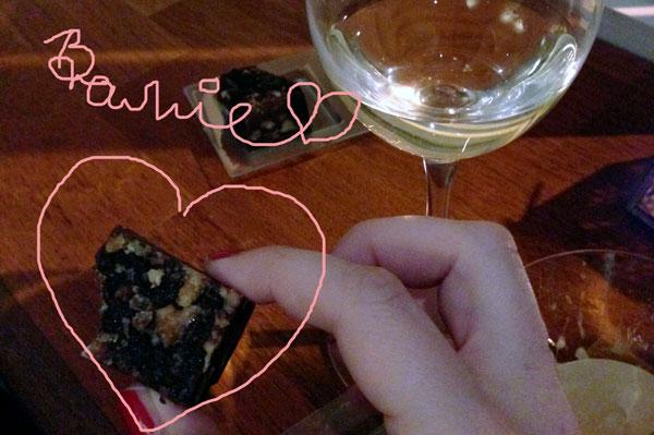 Mehr Schoko als Schokolade: Brownie-Dessert im Hummus & Friends