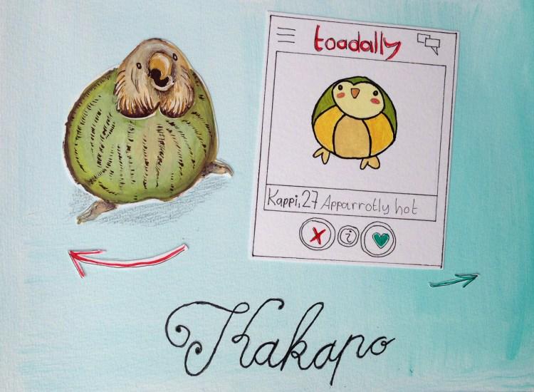 Die hässlichsten Tiere: Platz 11 Kakapo