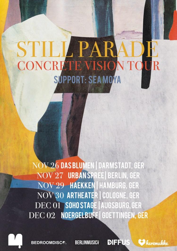 Still Parade Tour 2016