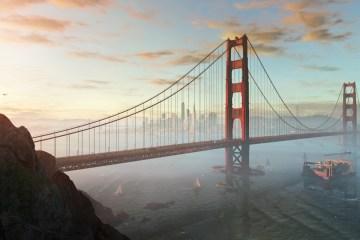 Watch Dogs 2 Golden Gate © Ubisoft