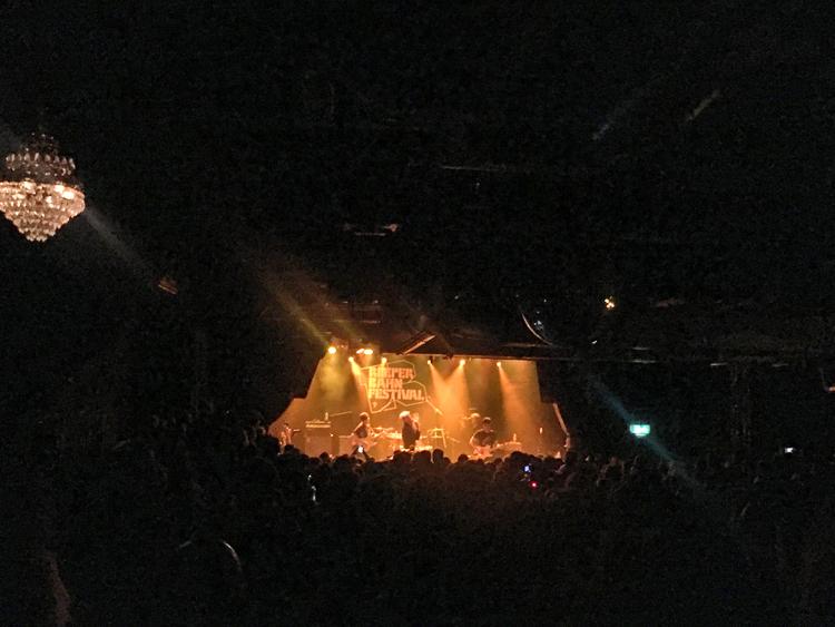 The Drums beim Reeperbahn Festival Auftritt