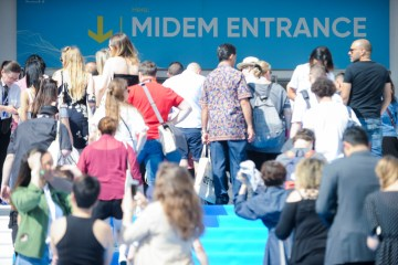 MIDEM 2019 - ATMOSPHERE - OUTSIDE VIEW