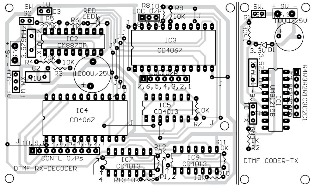long rang remote solder