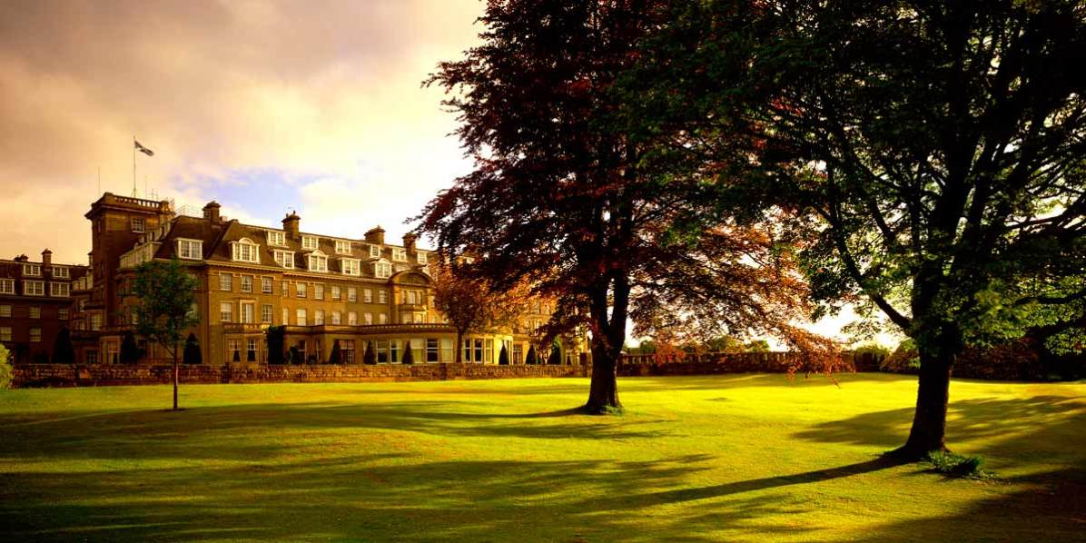 5 Star Hotel Scotland, Gleneagles, Auchterarder, Prestigious Venues