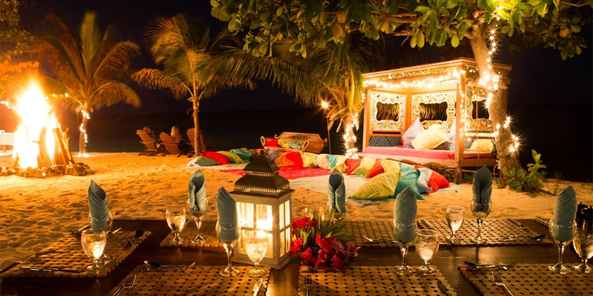 Best Caribbean Island Venue, Necker Island, British Virgin Islands, Caribbean, Prestigious Venues