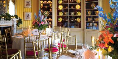 Birthday Party Venue, Card Room, Goodwood House, Prestigious Venues