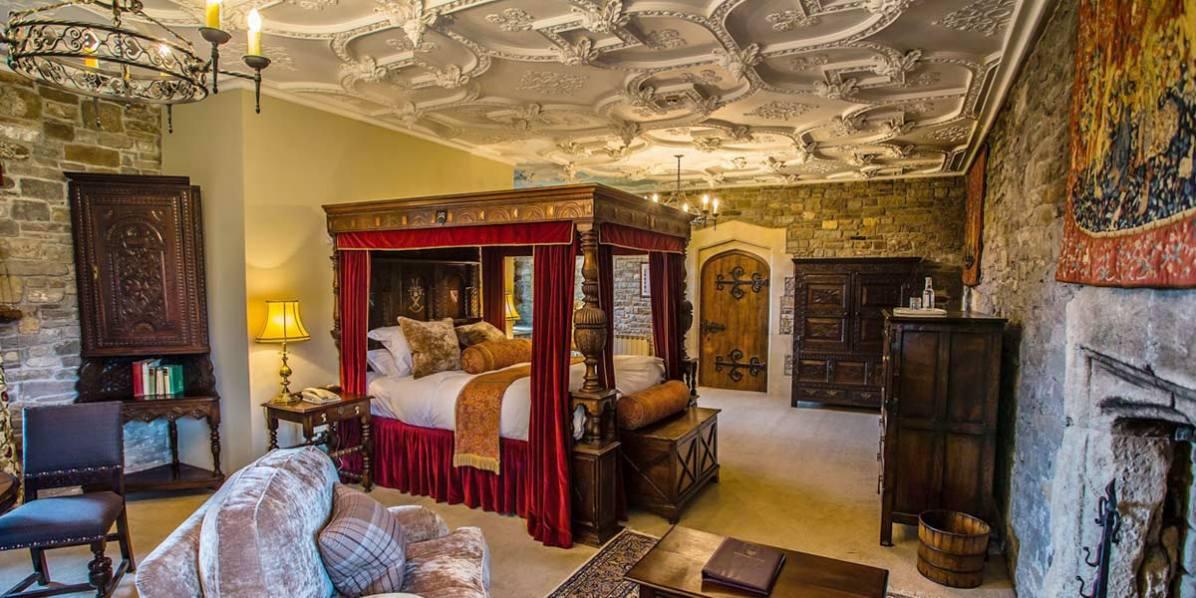 British Hotel Experiences, Thornbury Castle, Prestigious Venues