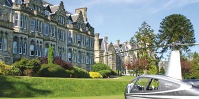 Hotel With Helipad, Ashdown Park Hotel, Prestigious Venues