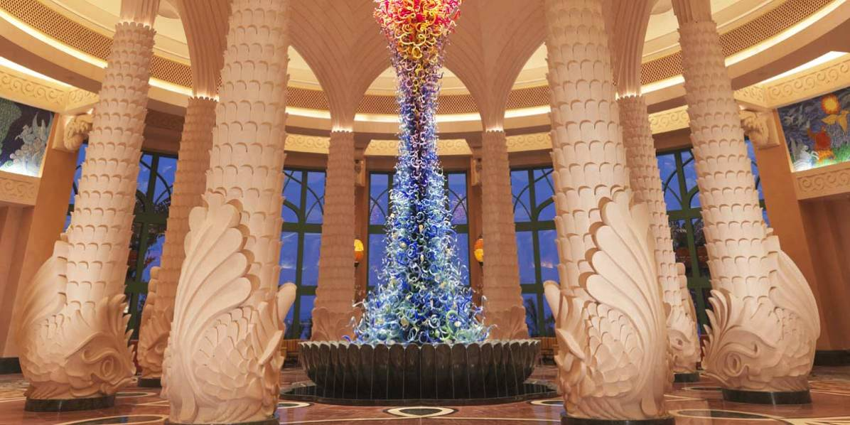 Top Hotel For Events, Atlantis The Palm, Dubai, Prestigious Venues