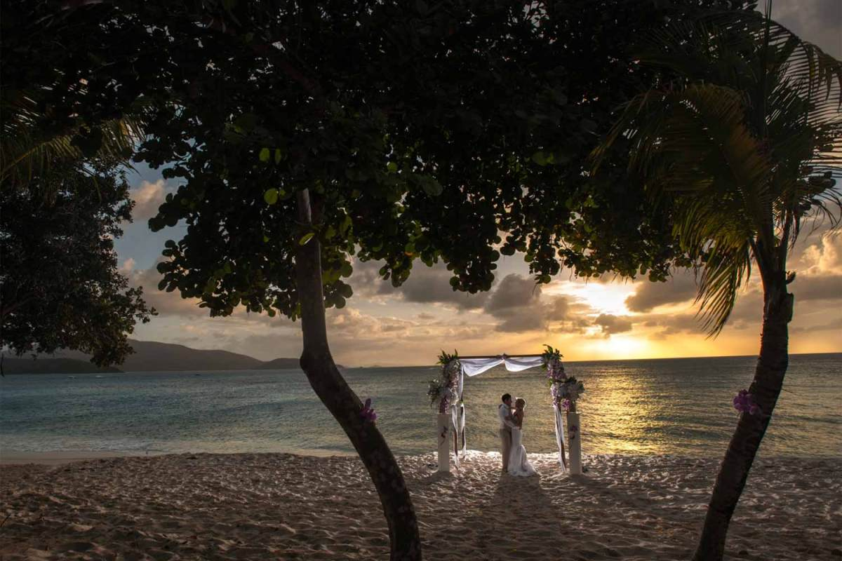 Wedding On An Island, Necker Island, Creative Platform