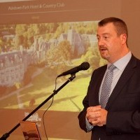Ben Booker, Ashdown Park Hotel & Country Club, Creative Platform, Prestigious Star Awards 2015