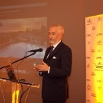 Bruno Petruzzo, President, Donnafugata Golf Resort & Spa, Prestigious Star Awards 2015