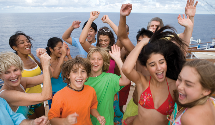Best Cruise For Teen - Take a Carnival Cruise