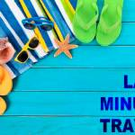 About Booking Last Minute Vacations