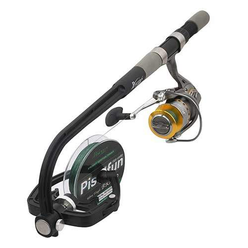 Piscifun fishing reel line spooler and fishing line winder for Fishing line winder