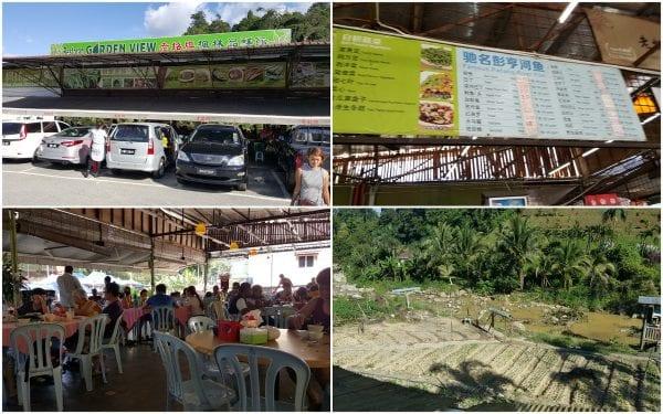 KY eats – River Patin at Garden View Restaurant, Bukit Tinggi