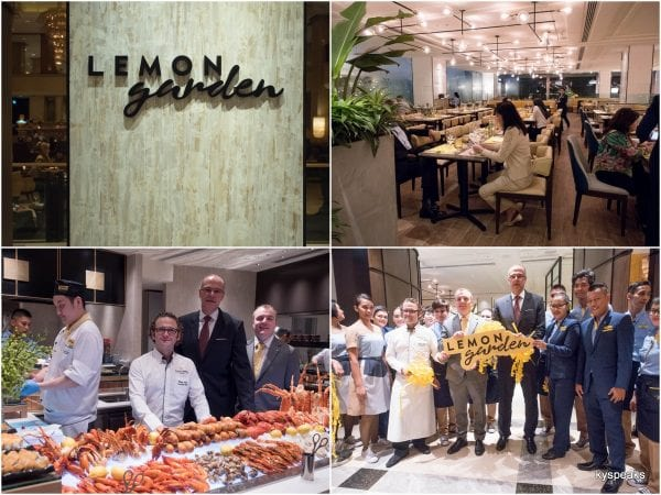 KY eats – Buffet Galore at Lemon Garden, Shangri-La KL