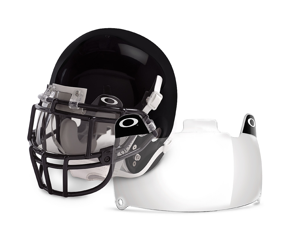 Football Visors For Helmets : Best visors and eye shields football gloves