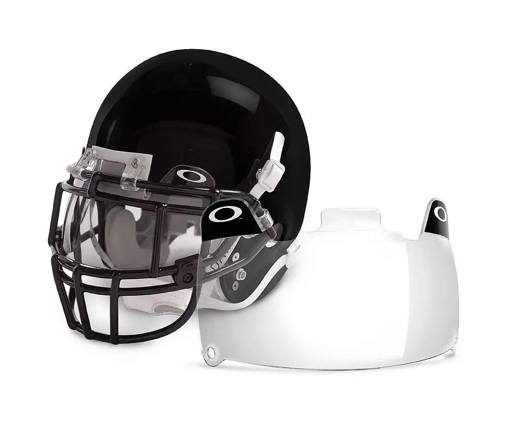 oakley youth football helmet visors