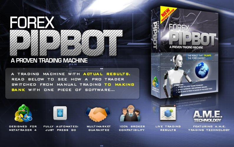 Forex Pip Bot Review - The Best Expert Advisor And FX Trading Robot Created By Ethan Callaway