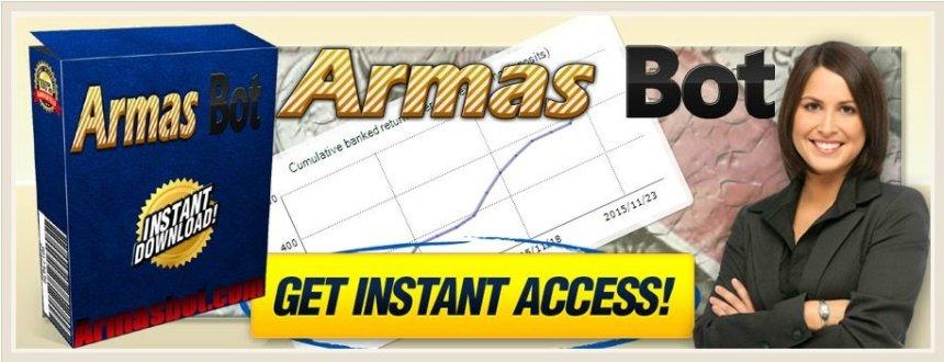 Armas Bot Review - The Best Forex Expert Advisor And FX Trading Robot For Metatrader MT4 Platform