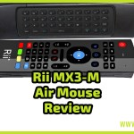 Rii MX3-M Air Mouse Review