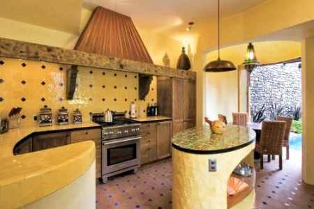 mexican contemporary kitchens home designs