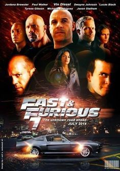Fast And Furious 7 2015 full hd movie free