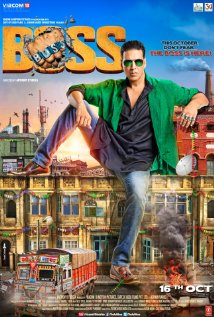 Boss (2013) full Movie free Download in HD
