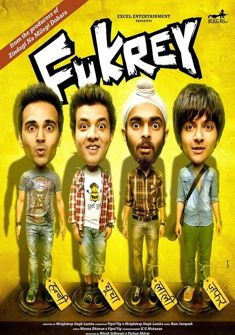 Fukrey (2013) full Movie Download free in hd