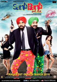 Santa Banta Pvt Ltd (2016) full Movie Download free
