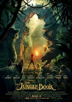 THE JUNGLE BOOK (2016) 1080P HD DUAL AUDIO MOVIE DOWNLOAD| Perfect HD Movies