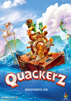 Quackerz (2016) full Movie Download free in hd