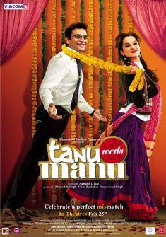 Tanu Weds Manu (2011) full Movie Download free in hd
